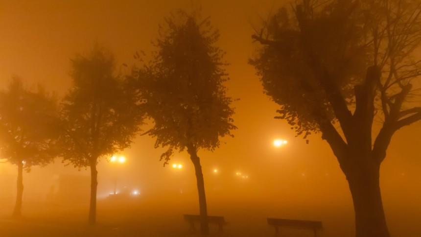 Chodzież we mgle