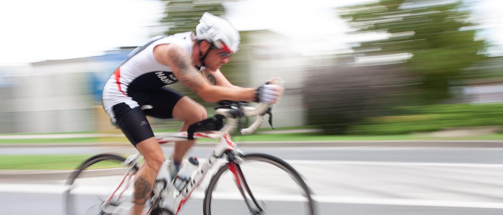 Zawody Triathlon Series w Chodzieży